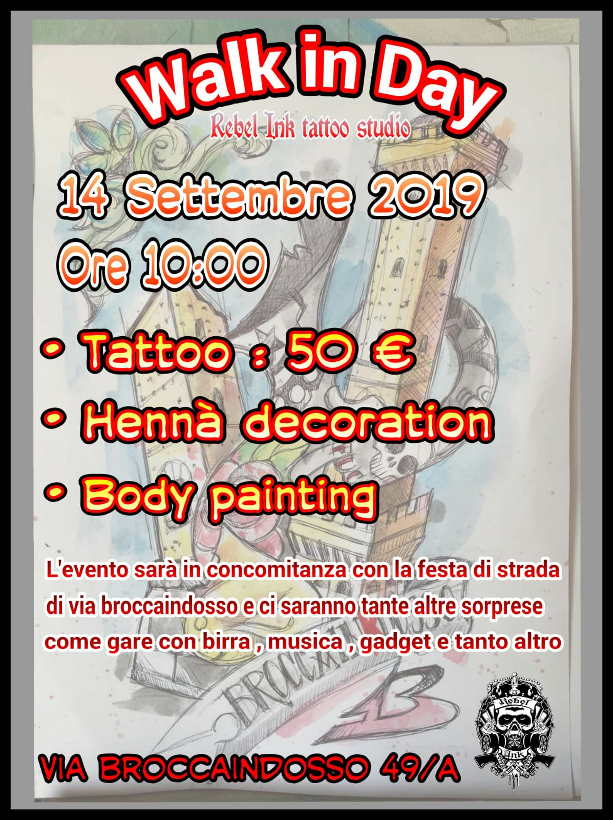 BROCCA-INK DOSSO DAY 2019