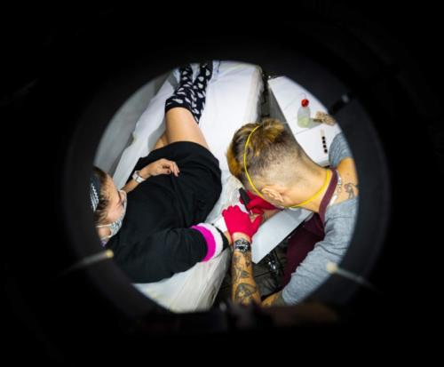 Rebel Ink Tattoo Bologna Family