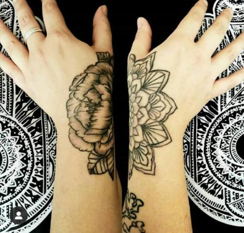 Catia Wicca - Rebel Ink Tatto Studio